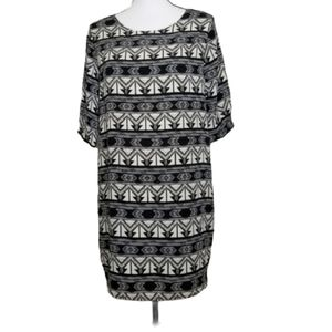 EVERLY CASUAL SHIFT DRESS
